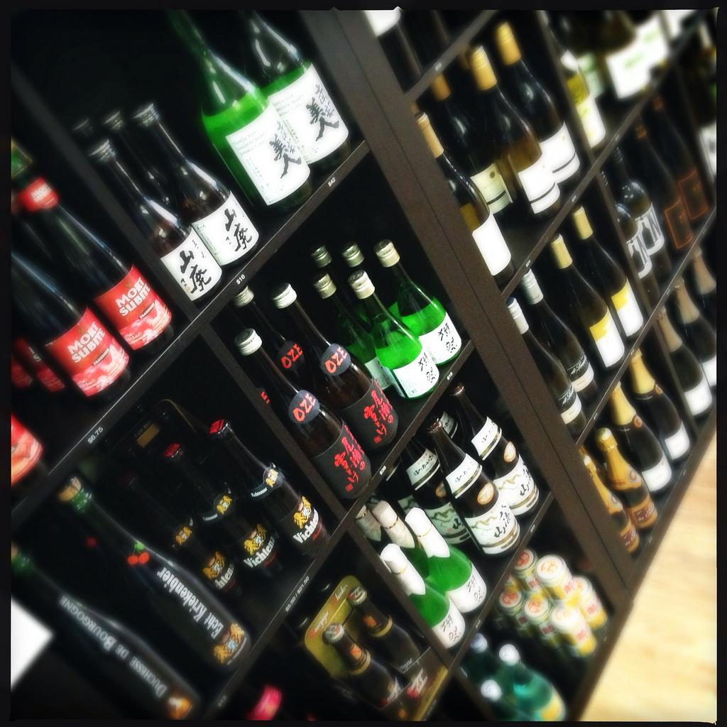 Belmont Center Craft Beer Store